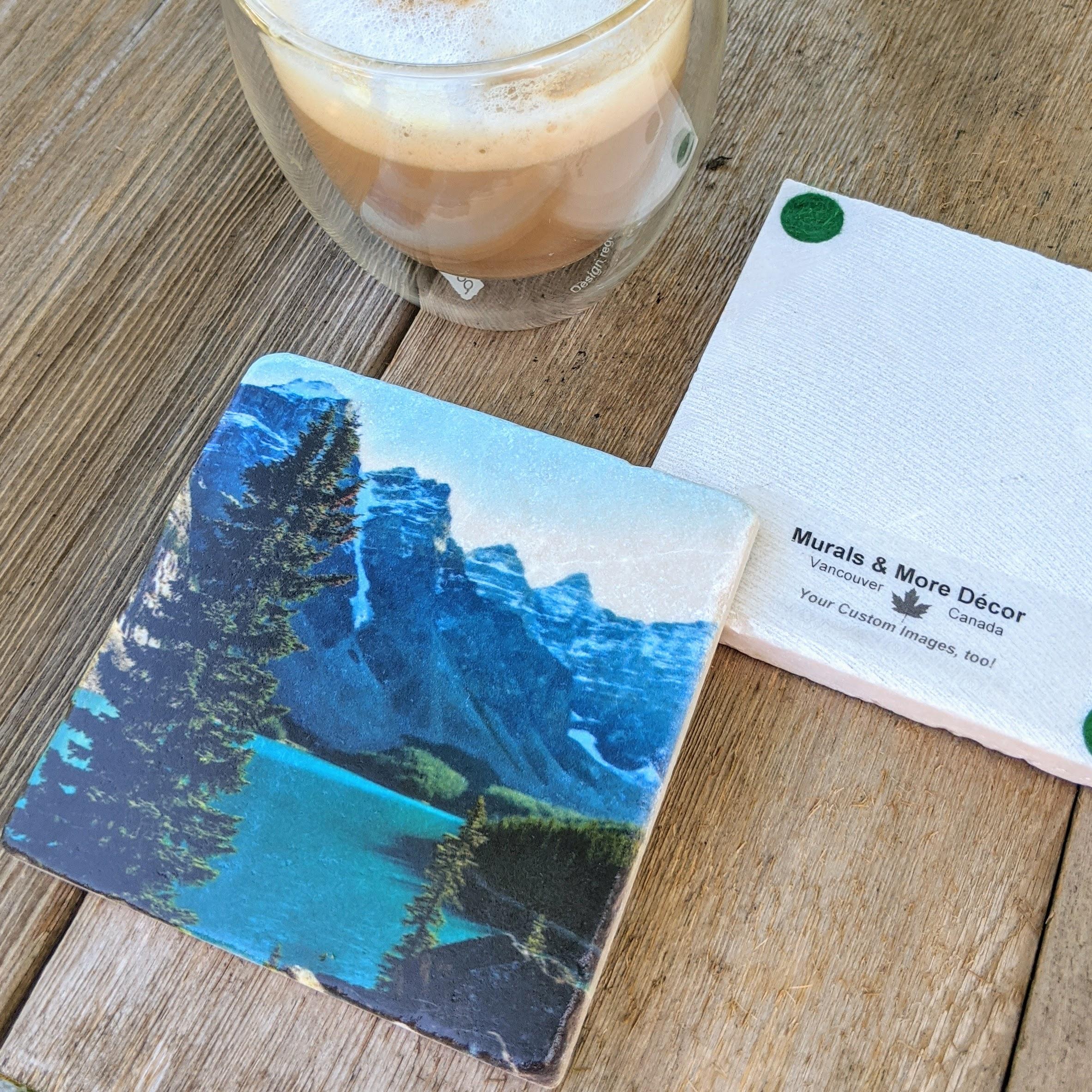 Marble Coaster - Lake Moraine