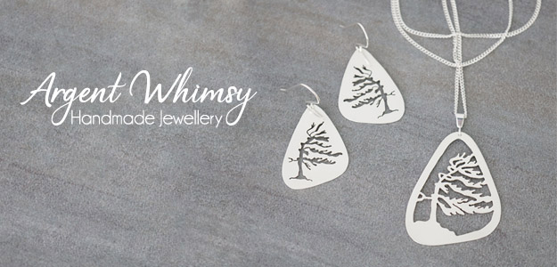 Argent Whimsy Jewellery