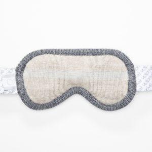 Sleep mask Beige Volprivé