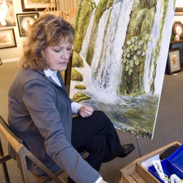 Christine Marshall Wildlife Gallery