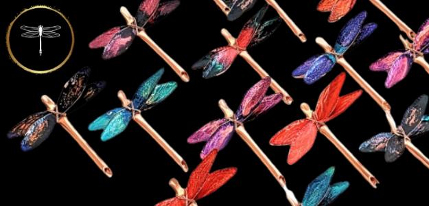 Hazy DayZ Dragonflies