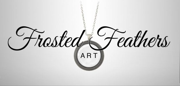 Frosted Feathers Art