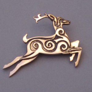 Bronze Stag by Master Ark