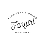 High Functioning Fangirl Designs