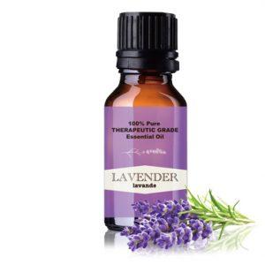 therapeutic grade lavender essential oil