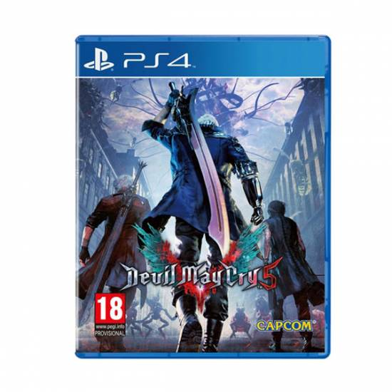 Devile may cry 5 ps4 arabic price in qatar 550x550