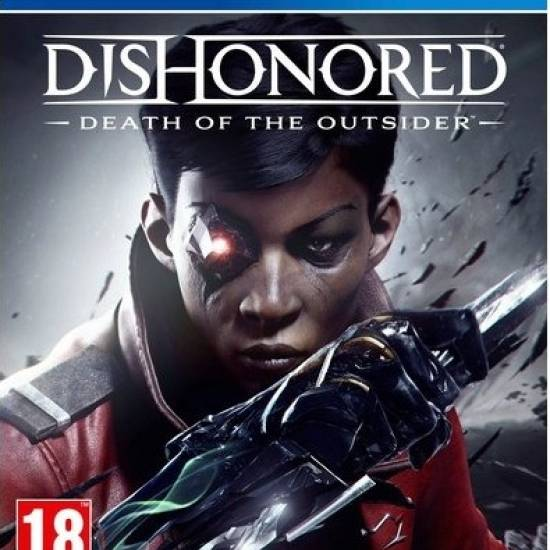 Dishonored the death of the outsider playstation 4 qatar doha store price 550x550w