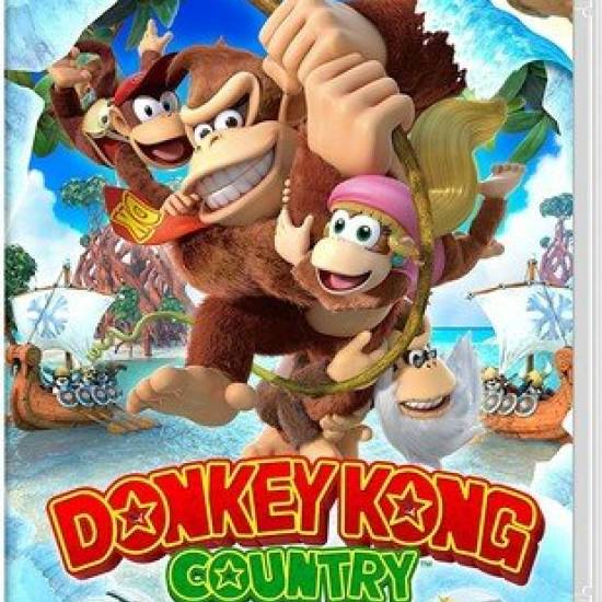 Donkey kong country tropical freeze nintendo switch qatar store 550x550w