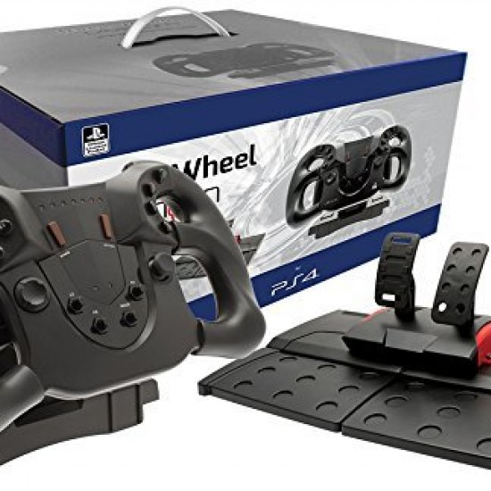 Official sony playstation 4 licensed pace racing wheel ps4 online shop qatar 550x550h
