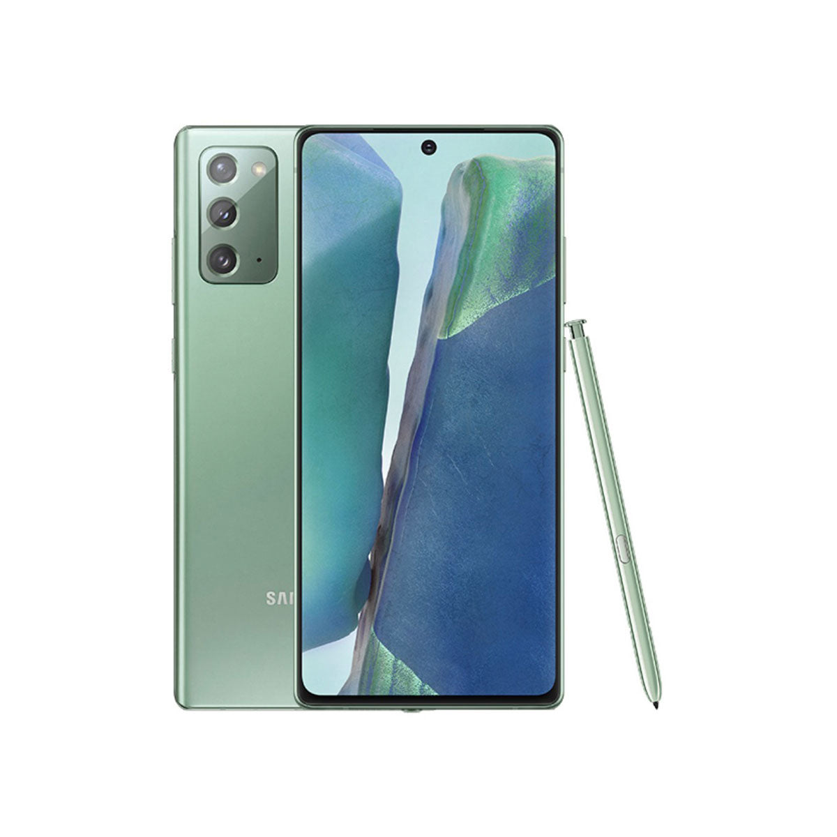 Note20 green