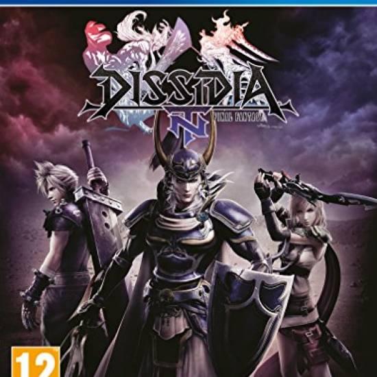 Dissidia final fantasy nt playstation 4 qatar online store ps4 price 550x550w