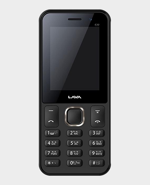 Lava c22 black 1