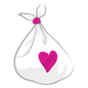 The Stork Bag - 1st trimester bag