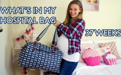Tips from a New Mom: The Top 5 Things To Bring To The Hospital When You Deliver