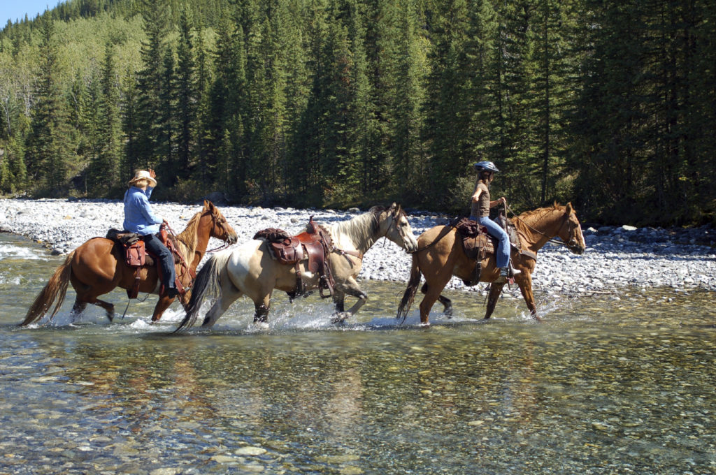 Horseback Riding at Keystone Resort Colorado