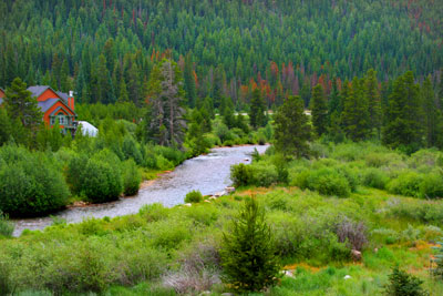 Snake River in Mountain House Keystone