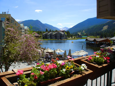 Lake Side Village in Keystone