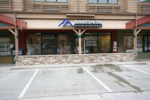 Check in Office for SummitCove Vacation Lodging