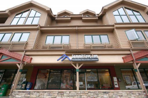 SummitCove Check in office in Keystone Colorado