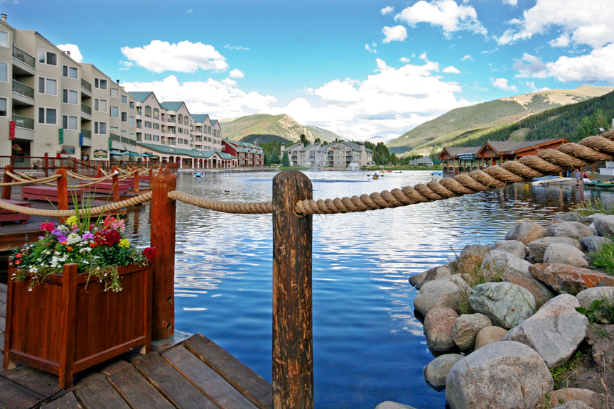 Lakeside Village at Keystone Resort Colorado