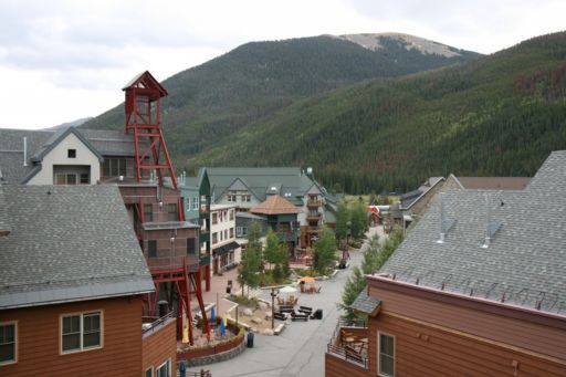River Run Village condominums at Keystone Resort