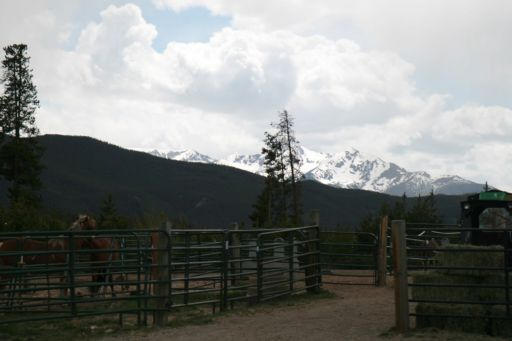 Horseback Riding in Keystone Colorado