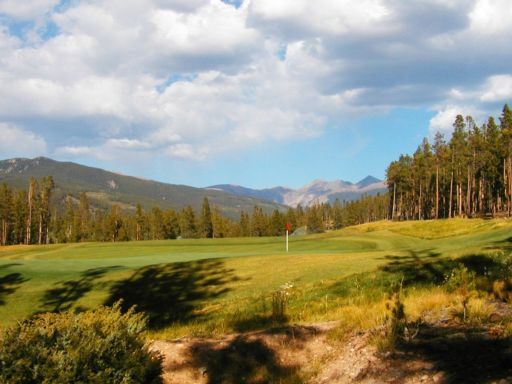 Golf Course at Keystone Resort
