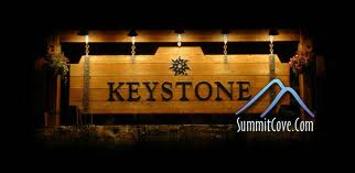 Keystone Resort Sign