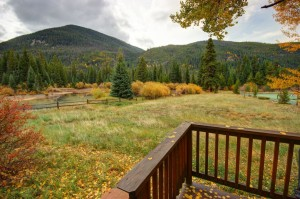 Keystone vacation lodging with mountain views