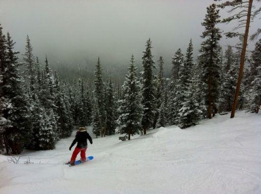 Keystone-snowboarding
