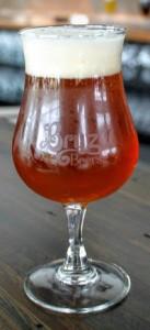 Bruz Beer Jagged beer