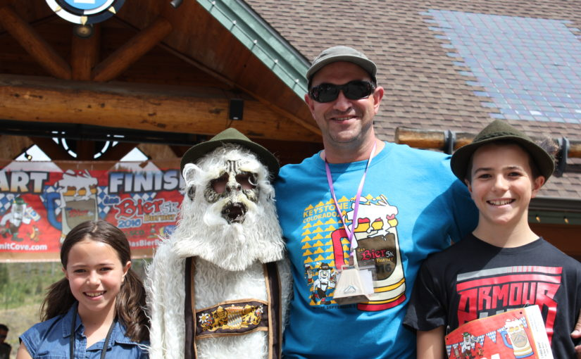 The Das Bier Burner 5K & Keystone Oktoberfest Today in Keystone
