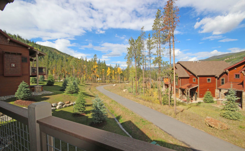 Alders Townhome 869 Available for Vacation Rentals at Keystone Resort