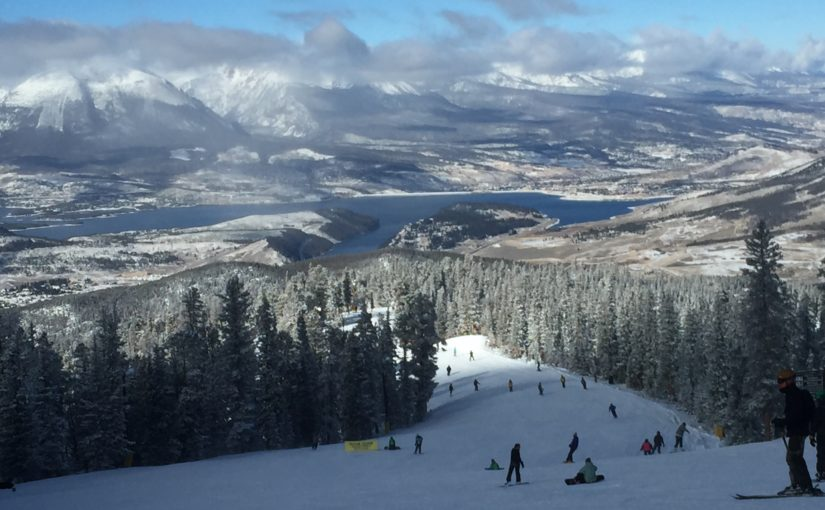 10 Inches of Snow in the Past Week – Visit Keystone Before the Holidays