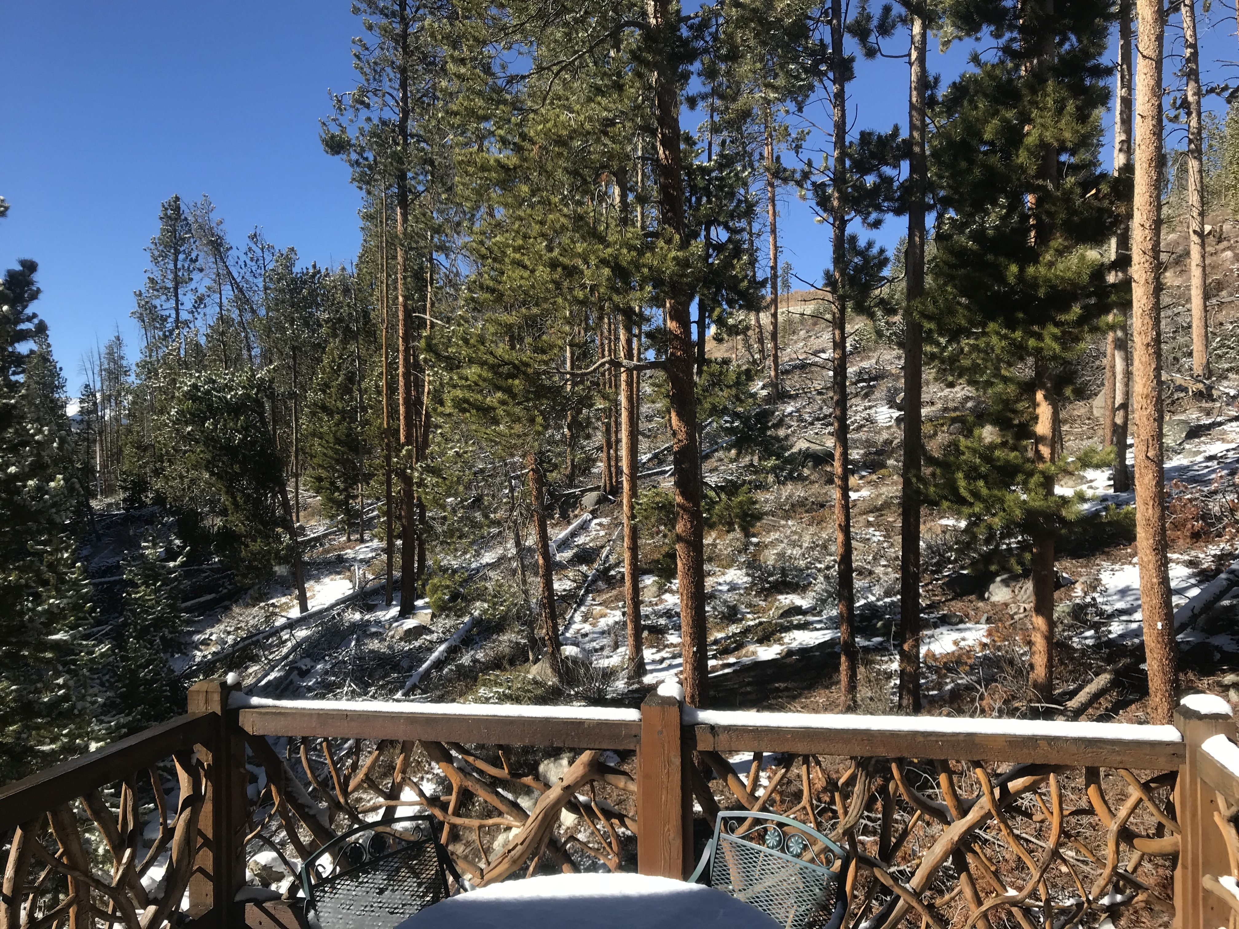 Cabin in the Pines is the Perfect Winter Retreat – Keystone