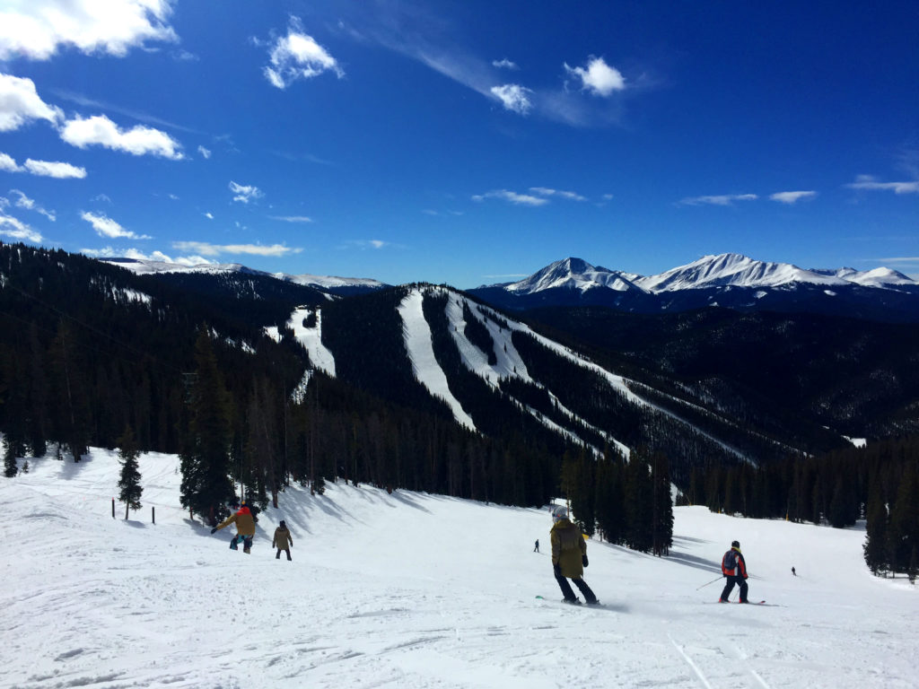 Spring Break at Keystone Ski Resort with Summit Cove