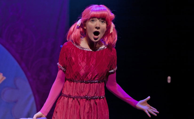 PINKALICIOUS THE MUSICAL This Weekend At Warren Station in Keystone, CO