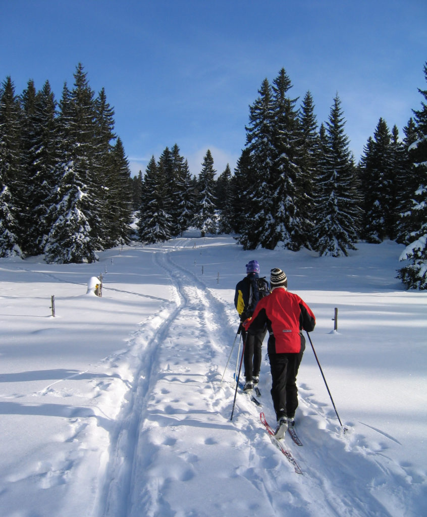 Nordic Cross Country Skiing at Keystone Colorado