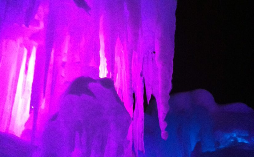Explore the Ice Castles in Dillon, Colorado, just 10 minutes from Keystone!