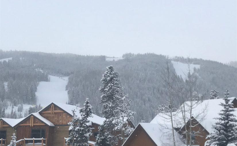 February Snow Shaping Up at Keystone