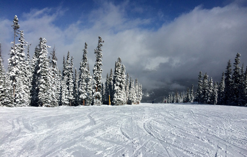 Recent Storm Dumps 18 inches in 2 Days at Keystone Ski Resort