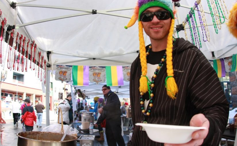 Mardi Gras & Gumbo Cookoff at Keystone Resort