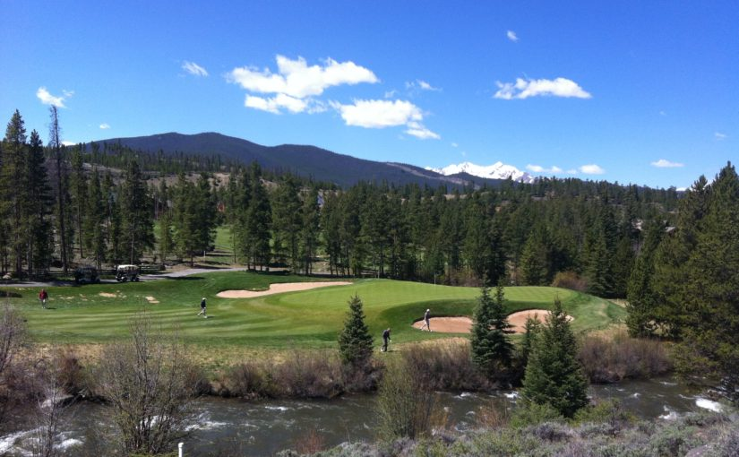 Golfing is Now in Full Swing at Keystone Resort