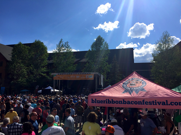 Bacon & Bourbon Festival at Keystone Resort Colorado