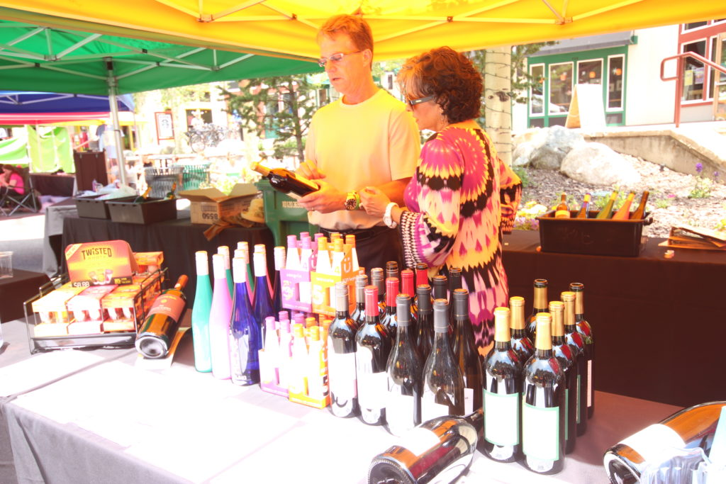 Colorado Wine Festival - Wine and Jazz at Keystone