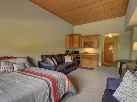 Gateway Ski Condo 5061 at Mountain House Keystone
