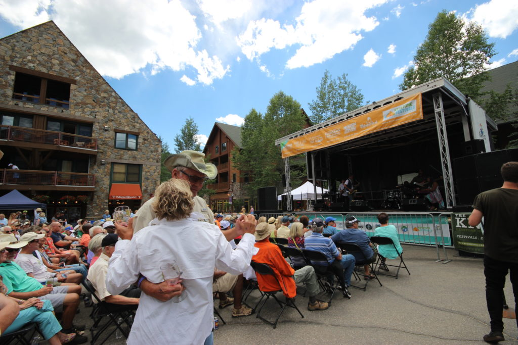 Wine and Jazz Festival Keystone Resort