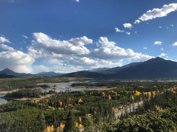 Quick and Easy Fall Hike Close to Keystone, with Big Rewards