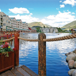 Lakeside Village Lodging in Keystone