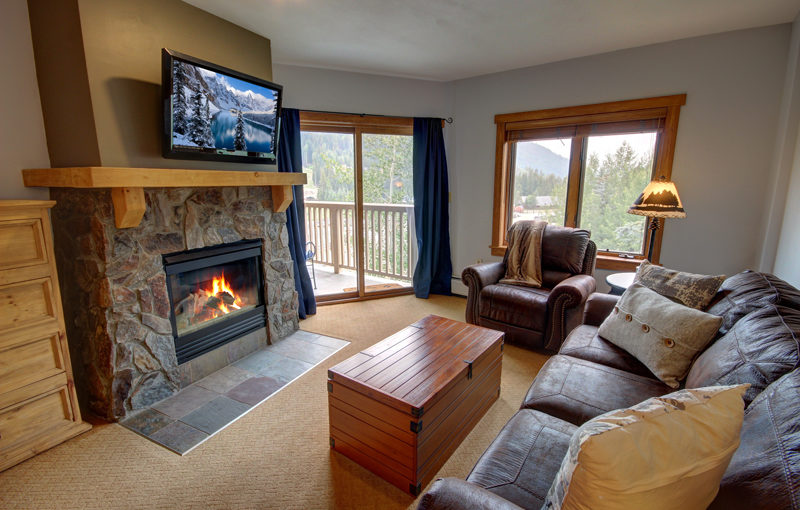 Check Out One of Our Favorite Red Hawk Lodge One Bedroom Condos!